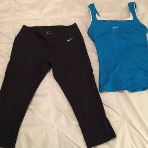 Nike Gym Outfit